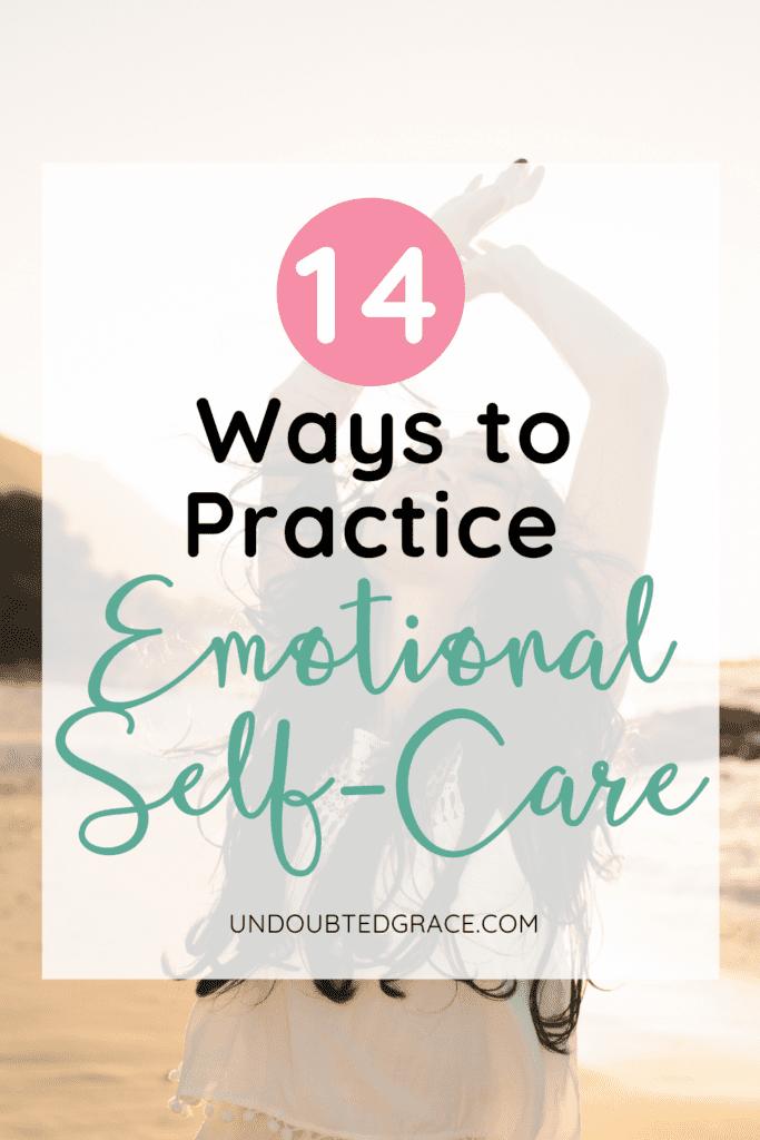 emotional self-care
