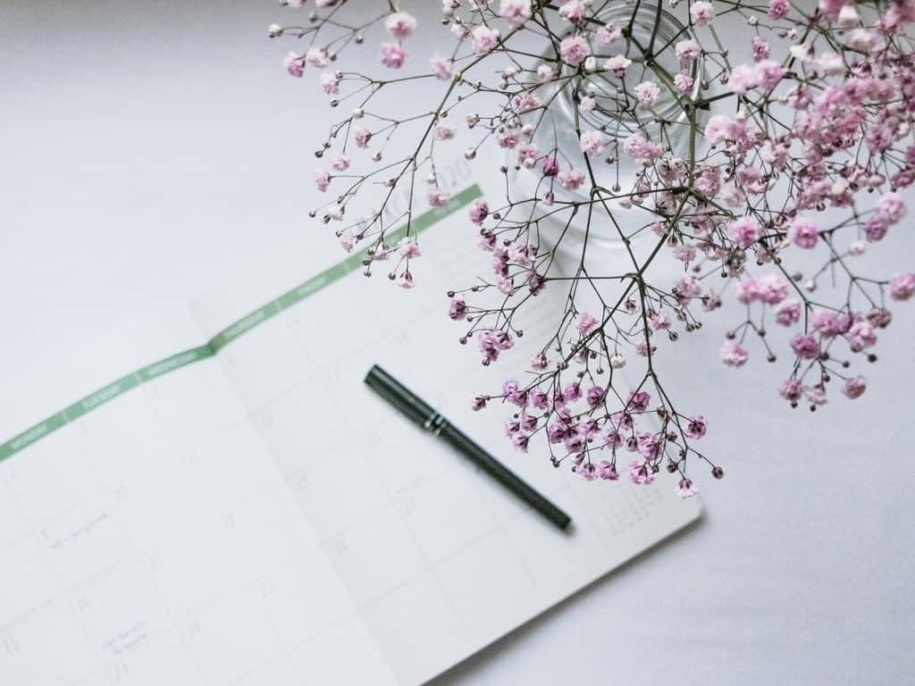 bible verses about planning, planner, march, calendar