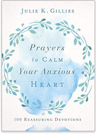 anxiety devotional