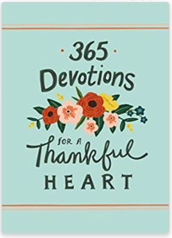devotions on gratitude