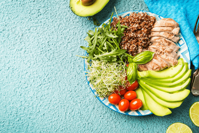 quick and healthy meal ideas
